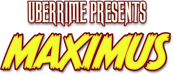 The Maximus Giant Platinum Silicone Ultrarealistic Dildo By Uberrime - Logo