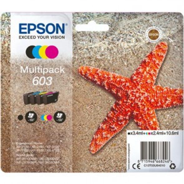 EPSON 603 MULTIPACK (STARFISH)