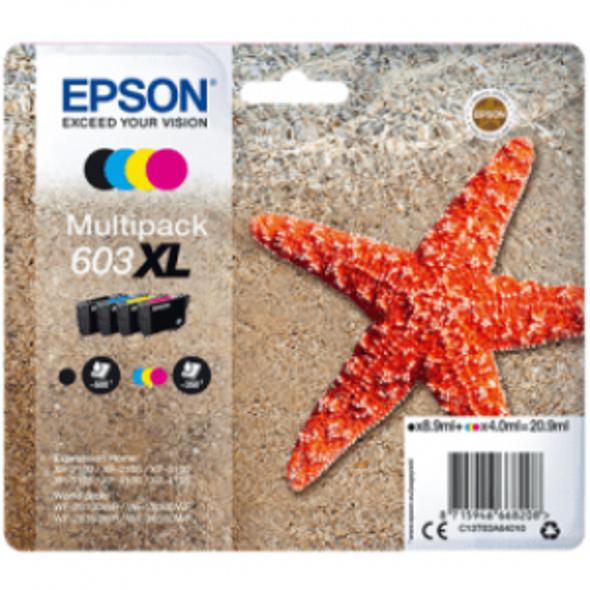EPSON 603XL MULTIPACK (STARFISH)