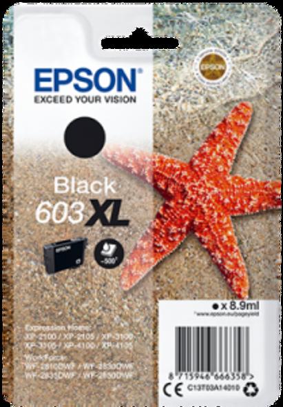 EPSON 603XL BLACK (STARFISH)