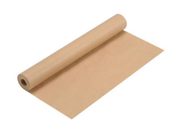 BROWN PAPER ON ROLLS 2.5Mx70CM (Pack of 1)