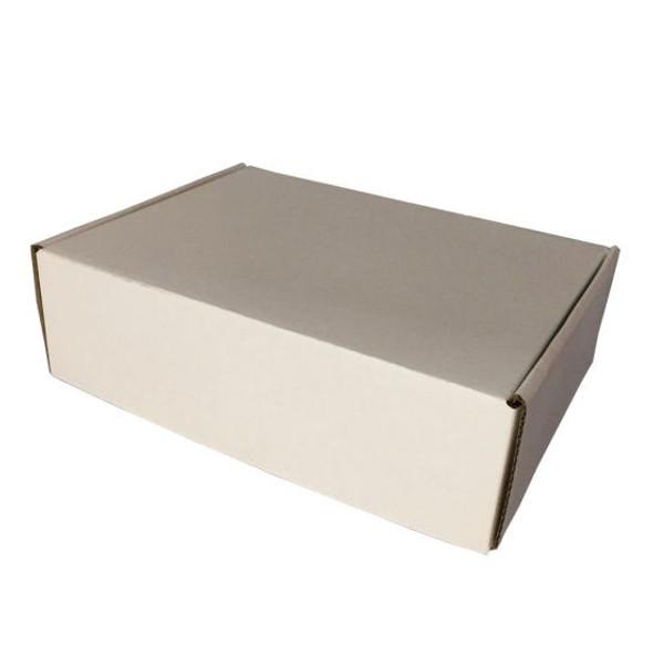 MAIL BOX WHITE 260X175X100MM (Pack of 1)