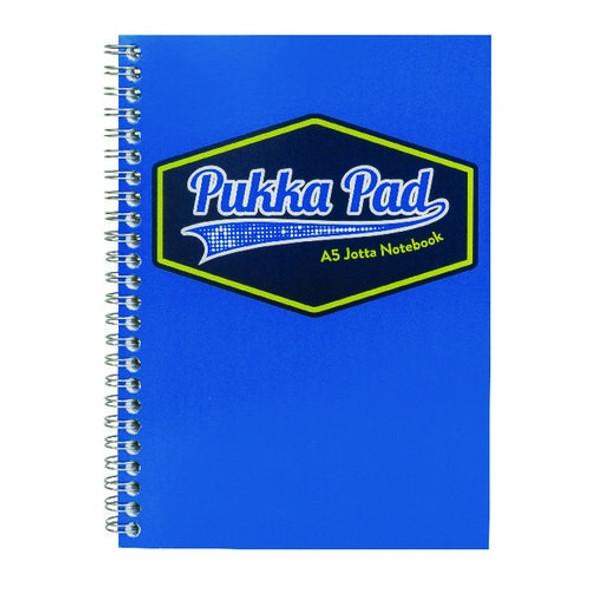 PUKKA VISION A4 NOTEBOOK JOTTA BLUE