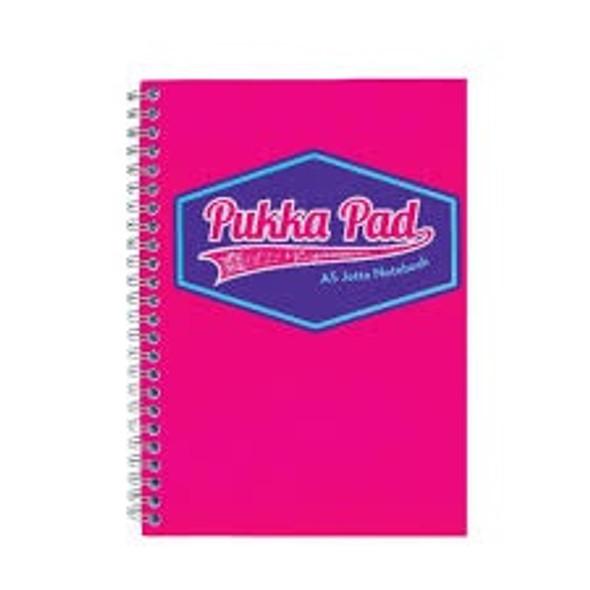 PUKKA VISION A4 NOTEBOOK JOTTA PINK