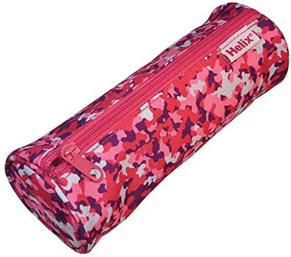 OXFORD CAMO PENCIL CASE PINK