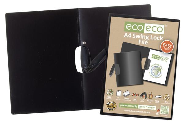 ECO-ECO A4 SWING LOCK FILE