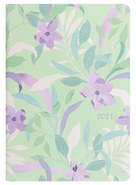 Flexi Pattern Mix - Botanical A5 WTV ML Green 2021