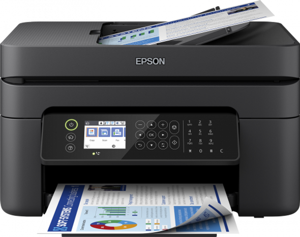 Epson Workforce WF-2850DWF Colour Inkjet Multifunction