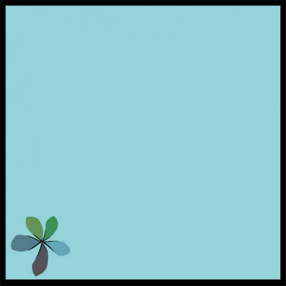 PAPAGO COLOURED PAPER 80GSM MED BLUE (PACK OF 50)