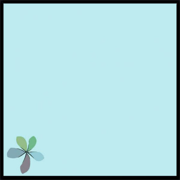 PAPAGO COLOURED PAPER 80GSM SKY BLUE (PACK OF 50)
