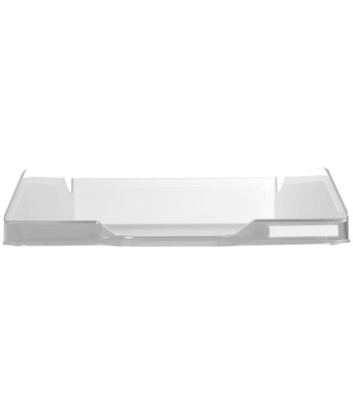 EXACOMPTA LETTER TRAY CLEAR