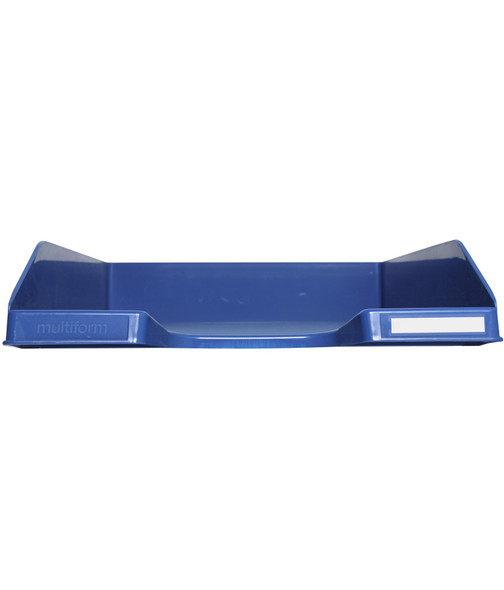 EXACOMPTA LETTER TRAY ICE BLUE