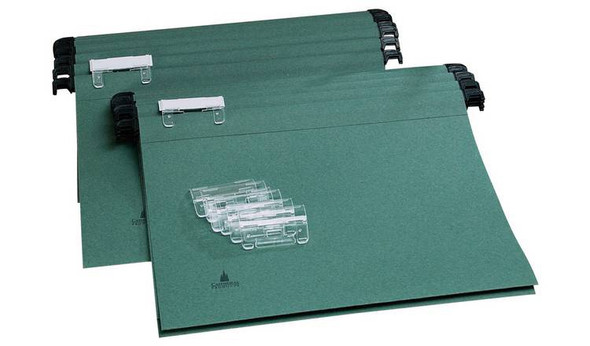 Cathedral Suspension Files A4 (Pack of 20)