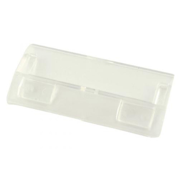 Q CONNECT SUSPENSION FILE TABS CLEAR (PACK OF 50)