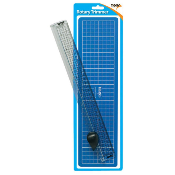 Tiger A4 Paper Trimmer with Ruler & Mat