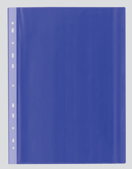 Tiger A4 Coloured Punched Pockets (Pack of 50)