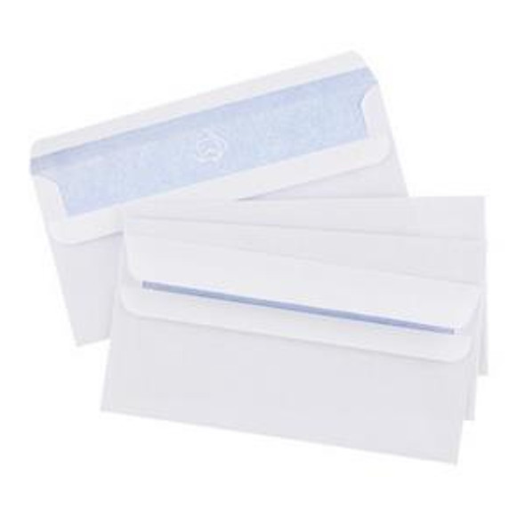 VALUEX DL 80GSM SELF SEAL(PACK OF 1000)
