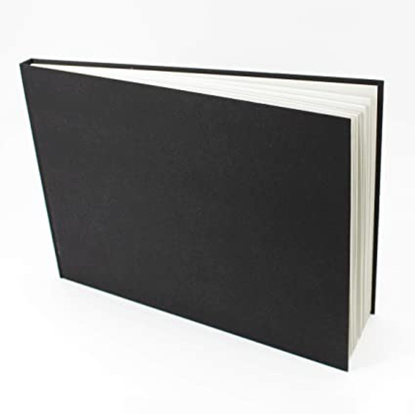 Silvine A4 Landscape Casebound Sketchbook