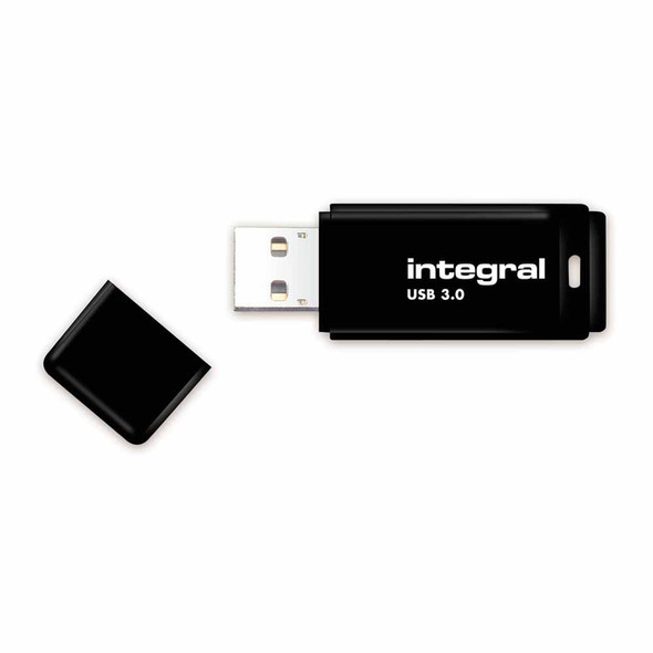 Integral 32GB USB Flash Drive - Black