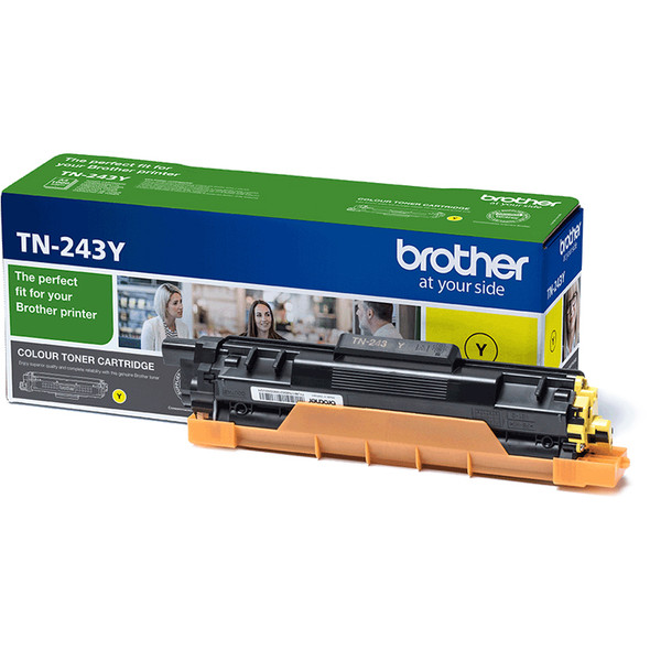 BROTHER TN243 YELLOW TONER