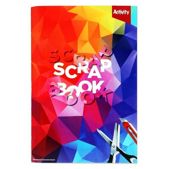PREMIER 80 PAGE 36X24CM SCRAP BOOK