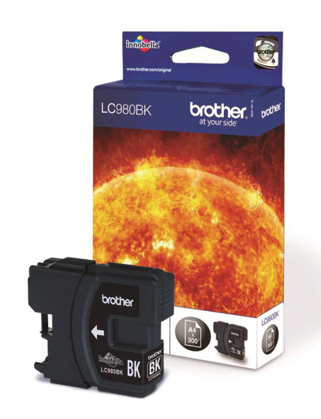 BROTHER LC980 BLACK
