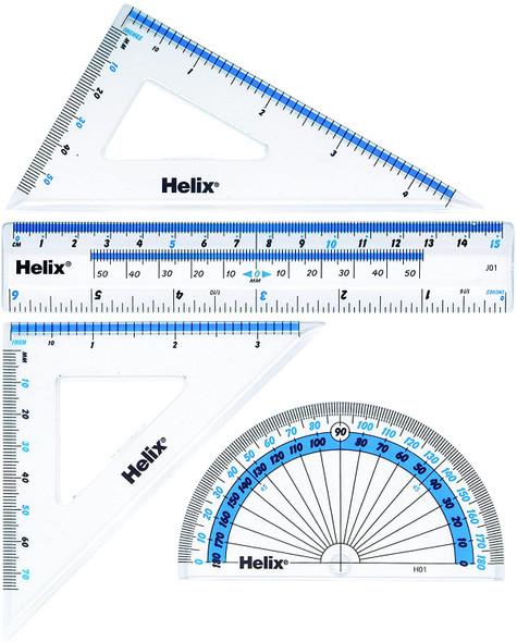 HELIX 15CM GEOMETRY SET