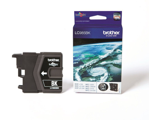 BROTHER LC985 BLACK
