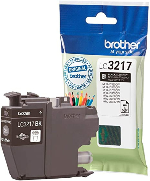 BROTHER LC3217 BLACK