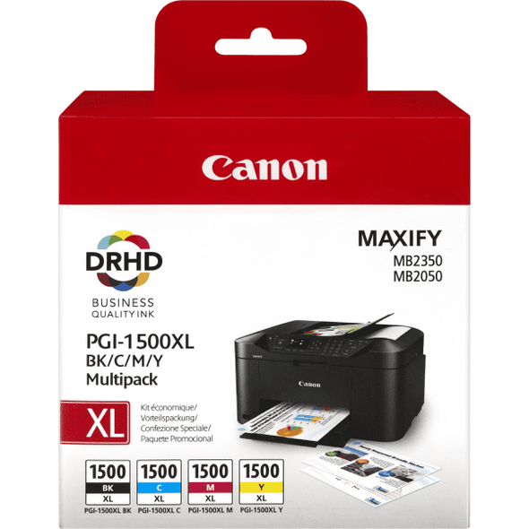 CANON 1500XL MULTIPACK