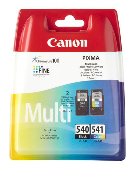 CANON 540/541 MULTIPACK