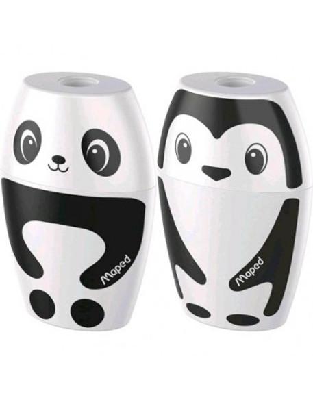 Panda/Penguin Pencil Sharpener (1pk)