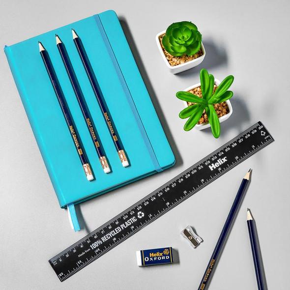Helix Recycle Plastic ruler