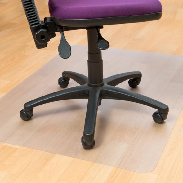 PVC Chair Mat Hard Floor (90 x 120cm)