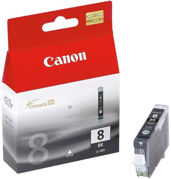 CANON CLI 8 BLACK