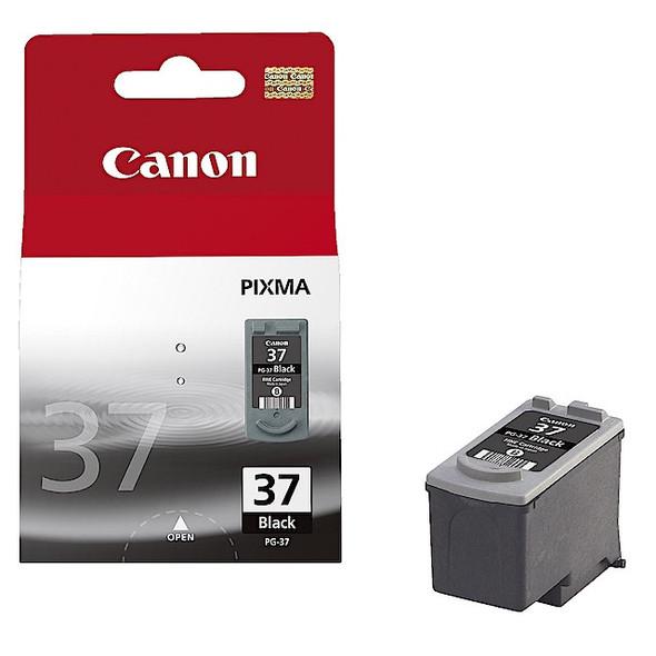 CANON PG-37 LOW CAPACITY BLACK