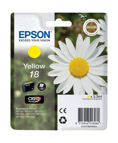 EPSON 18 (DAISY) YELLOW