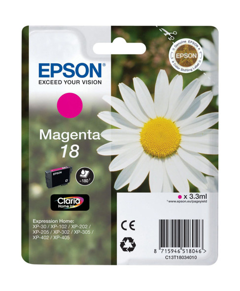 EPSON 18 (DAISY) MAGENTA