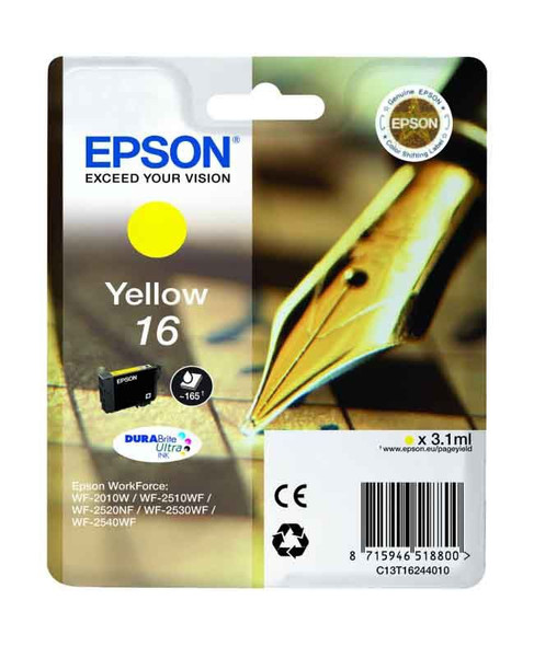 EPSON 16 (PEN) YELLOW