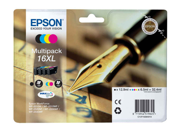 EPSON 16XL (PEN) MULTIPACK