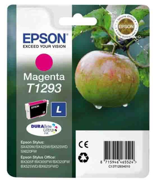 EPSON T1293 (APPLE) MAGENTA