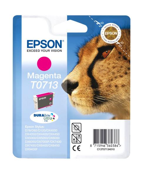 EPSON T0713 (CHEETA) MAGENTA