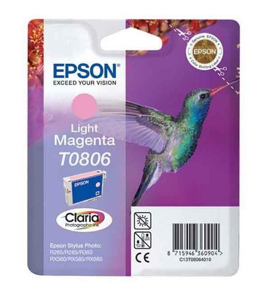 EPSON T0806 (HUMMINGBIRD) LGT MAGENTA