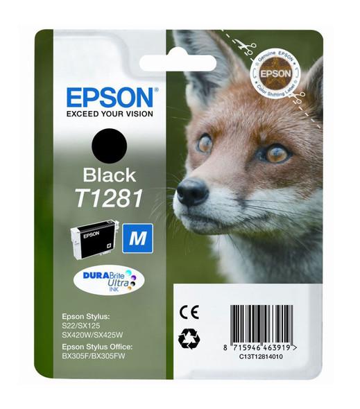 EPSON T1281 (FOX) BLACK
