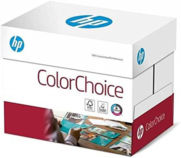 HP Colour Choice A4 100gsm 2500 sheets (Box)