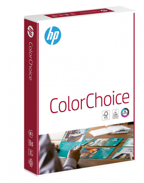 HP Colour Choice A4 100gsm 500 sheets