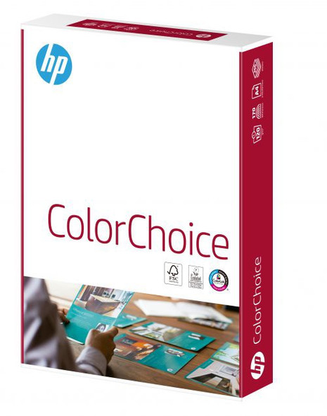 HP Colour Choice A4 120gsm 250 sheets