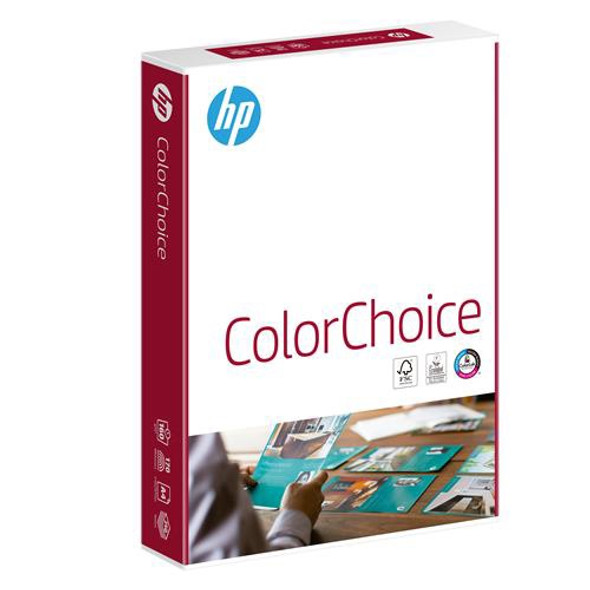 HP Colour Choice A4 160gsm 250 sheets