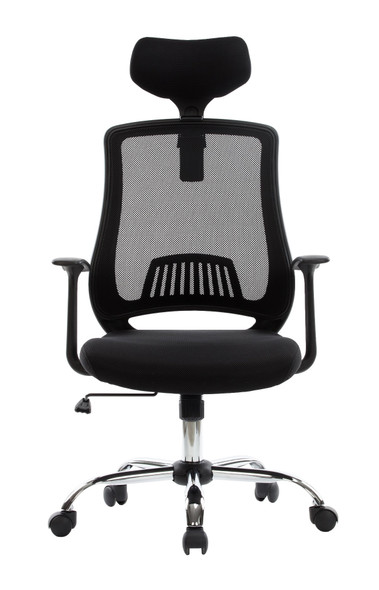 FLORIDA BLACK MESH CHAIR