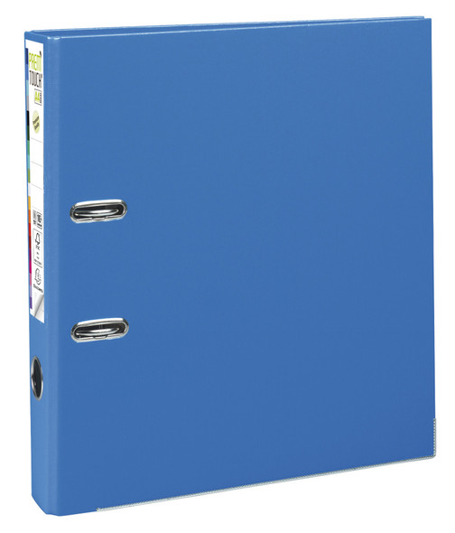 Lever arch file Prem'Touch PP A4 maxi 50mm- Blue